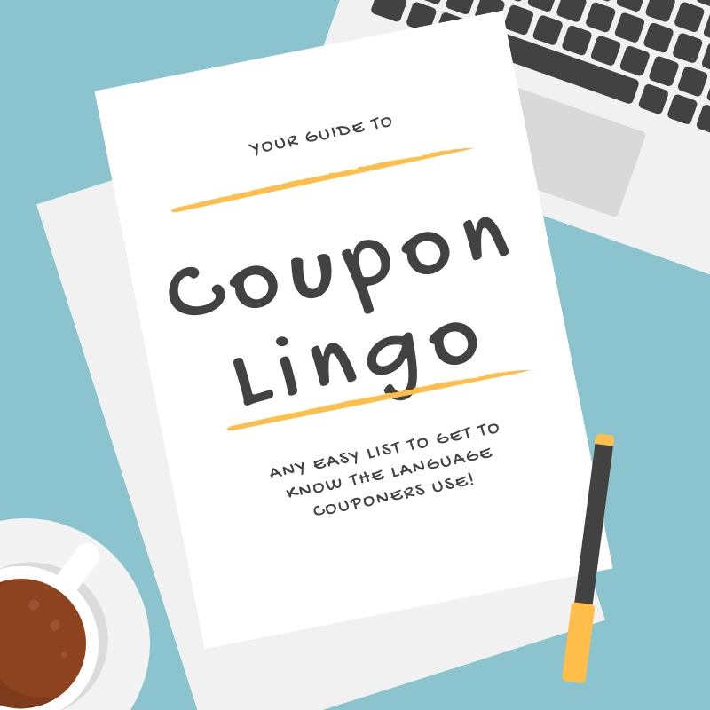 Coupon Lingo For Beginners