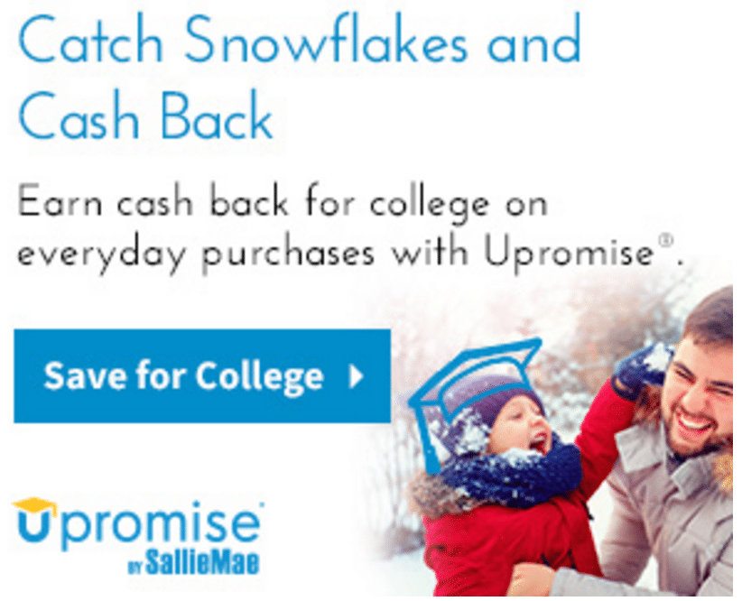 Upromise E-Coupons