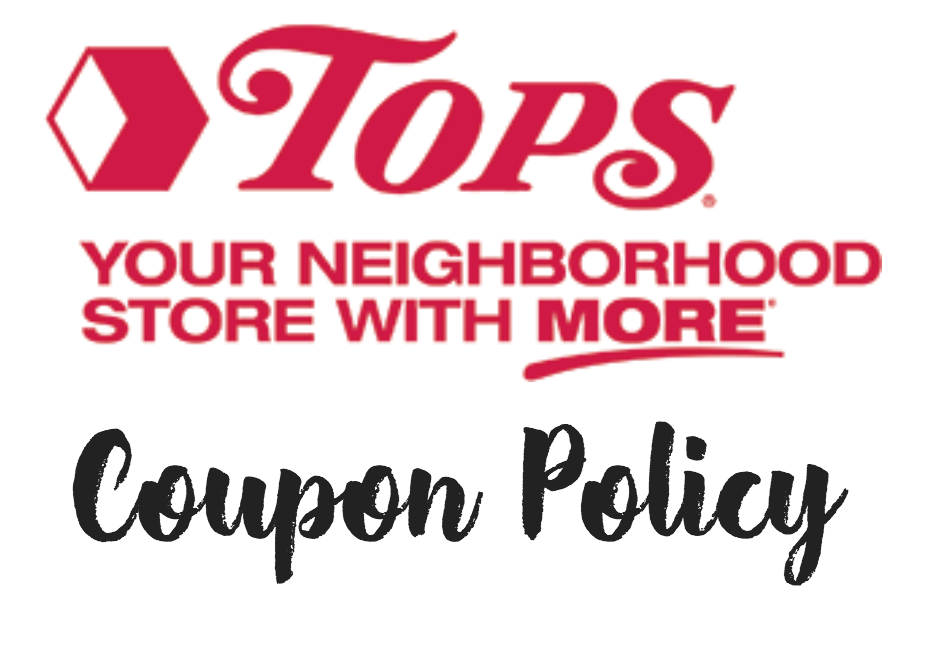 Tops Markets Coupon Policy