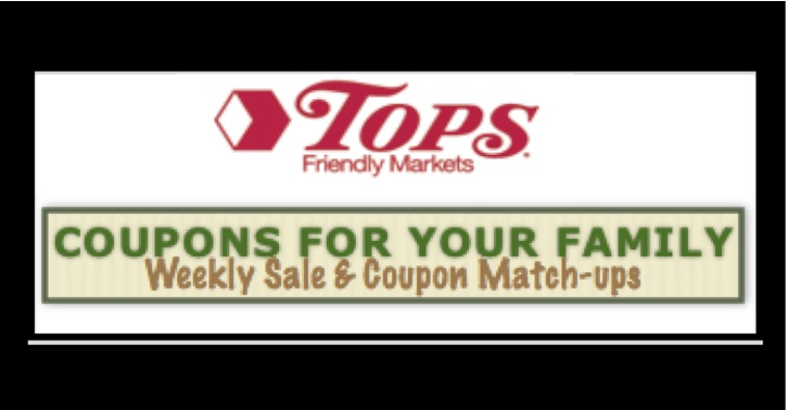 Tops Weekly Deals 4/22-4/28–$.25 Taco shells and 17 items under $1!