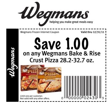 Wegmans coupons november 2018