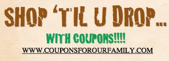 retail coupons