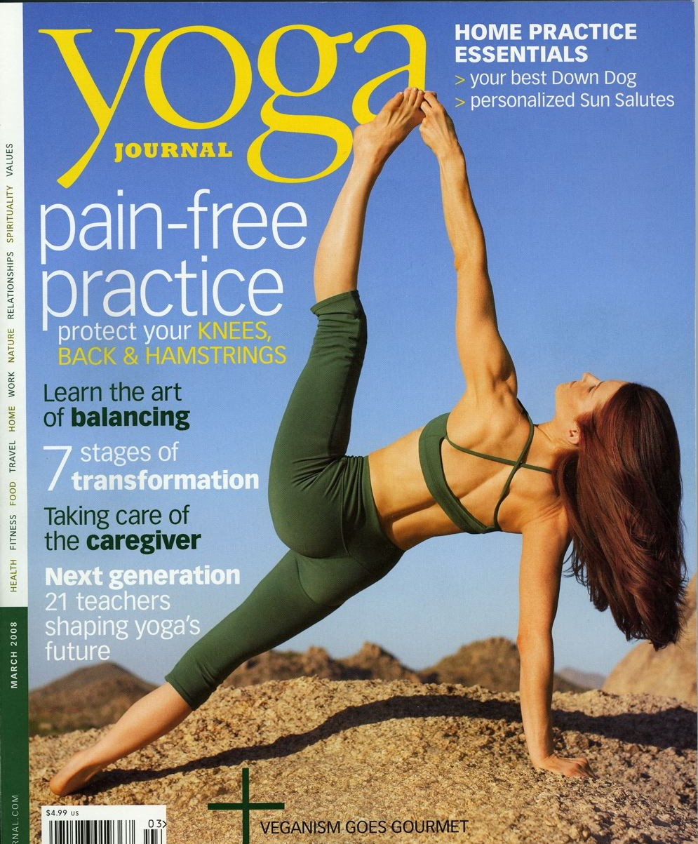 Yoga journal new york ny