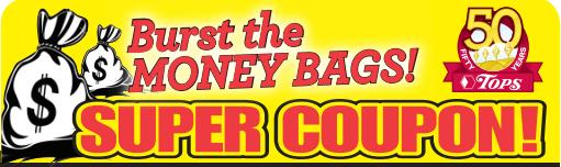 Tops Burst the Bag Coupons: $1/1 Kraft Fresh Takes