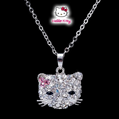 Tanga Deals 5/26– Hello Kitty Pendant Necklace for $6.99!