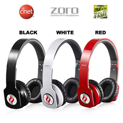Tanga Deals 8/24– Zoro High Definition Stereo Headset for $59.99!