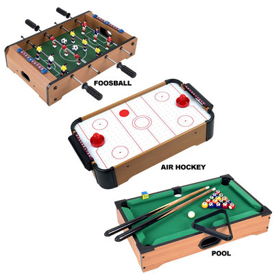 Tanga Deals 8/24– Mini Table Top Sports Games w/ Accessories for $17.99!