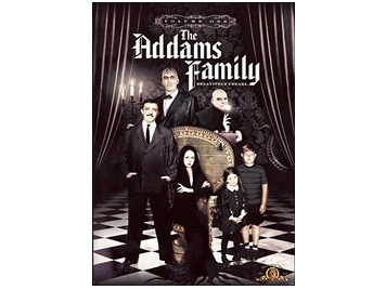 BestBuy.com: The Addams Family Volume 1 on DVD for $9.99 today 10/10 only!