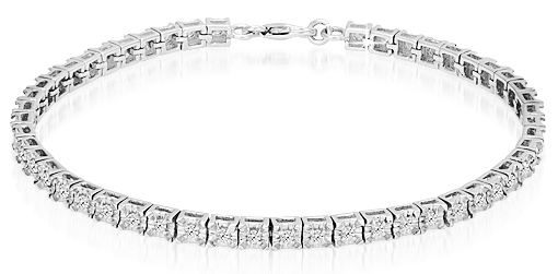 1 Sale A Day Deals 11/30– 1 Ct Tennis Bracelet only $79.99!