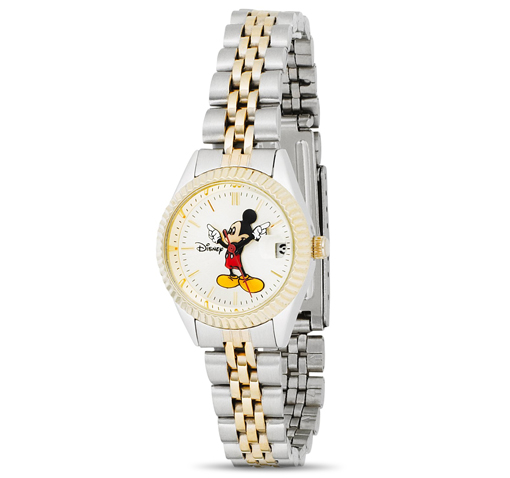 1 Sale A Day Deals 11/30– Mickey Mouse Ladies' Watch only $9.99!