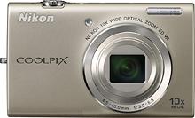 Nikon - Coolpix 16 Megapixel Compact Camera BestBuy.com