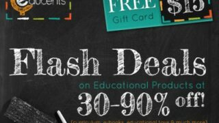 Discounted Educational Supplies