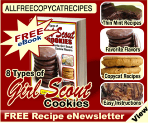 Free Recipes and Cookbooks