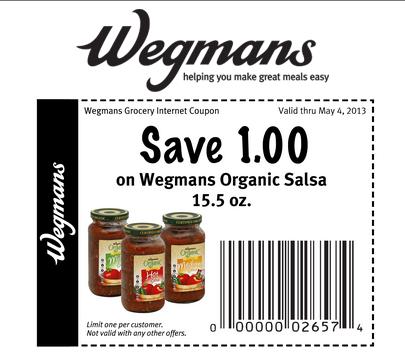 Wegmans coupon