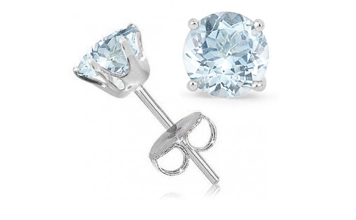 Jewelry Coupons And Daily Deals 4 16 13 Aquamarine Earrings For 7 00