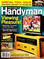 Family Handyman Magazine Deal