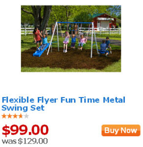 Walmart Value of the Day 7/1: Flexible Flyer Fun Time ...