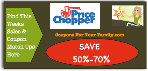 Price Chopper Coupon Matchups