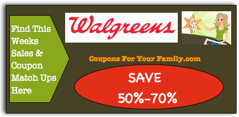 Walgreens Coupon Matchups June 15 – 21: Free Colgate, Vitamin Water Energy, Finish Dish Gel Packs, Mars Candy and more
