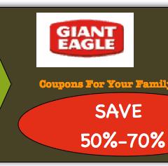 Giant Eagle Coupon Matchups