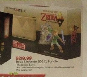 Gamestop Black Friday Deals Zelda 3DS