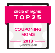 Top 25 Couponing Moms
