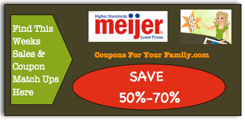 Meijer Coupon