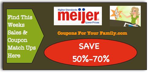 Meijer Coupon Matchups Nov 13 – 19:  $0.88 Dole Mandarin Oranges, $1.75 Otria Veggie Dip, $0.74 Daisy Sour Cream & more