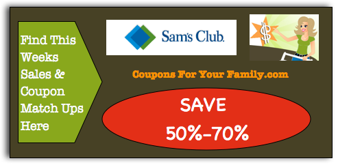 Sams Club Instant Savings Aug 24 – Sept 18:  $7.28 Skippy Peanut Butter, $5.48 Crunchmaster Crackers, $11.83 Dixie Plates & more