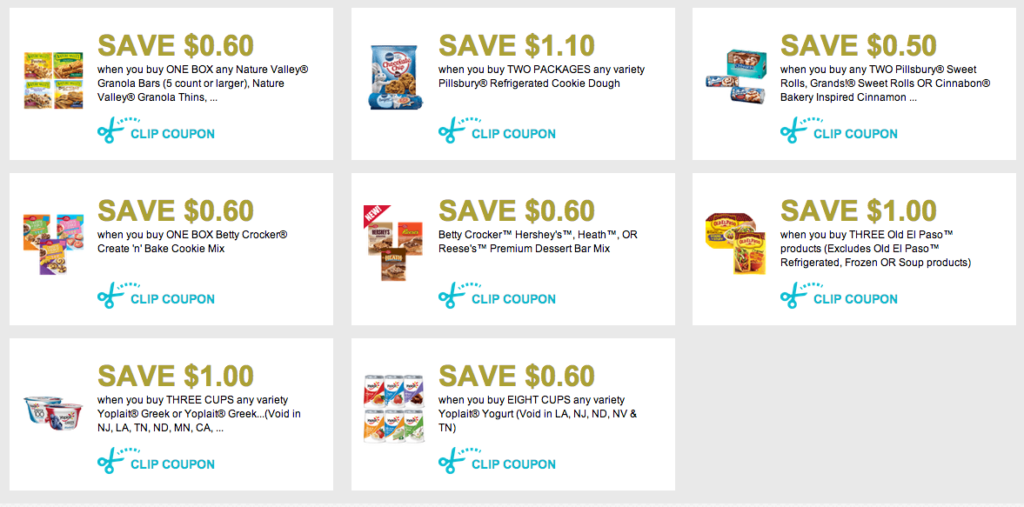 Coupons from Tablespooncom