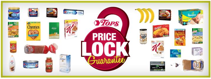 Tops Price Lock Gaurentee