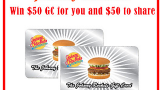 JOhnny Rockets Gift Cards