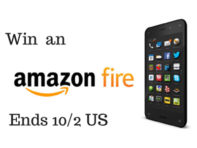 Kindle Fire Phone Giveaway