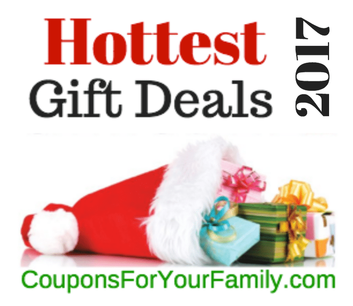 Christmas presents and gift deals