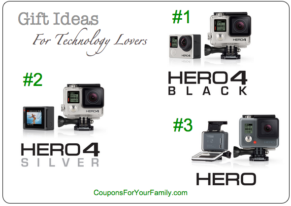 christmas presents and gift ideas new gopro cameras at best buy