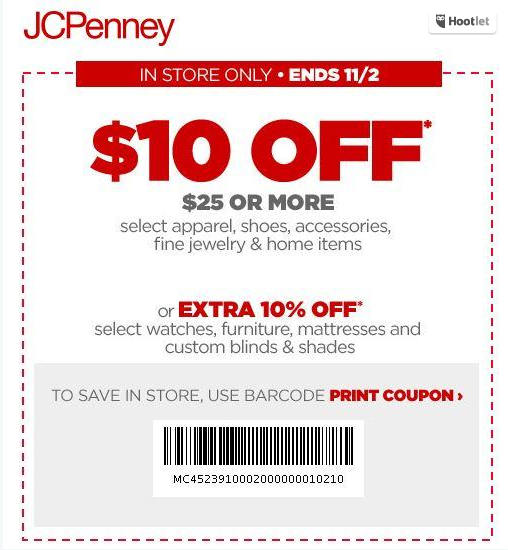 99f140e2402 Jcp 2 day coupon / Deals gone wild kitchener