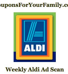 Aldi Ad Scan
