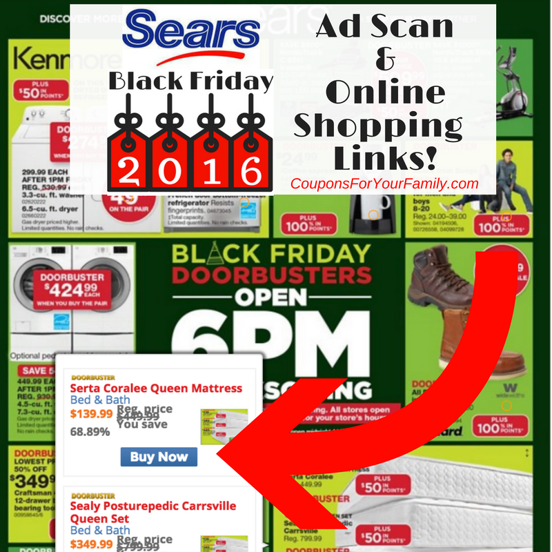 sears coupons in store black friday