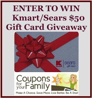 Kmart/Sears Giftcard Giveaway