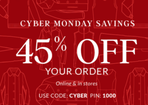 Lands End Cyber Monday