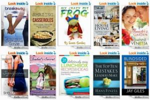 10 Free Kindle Books 1-27-15