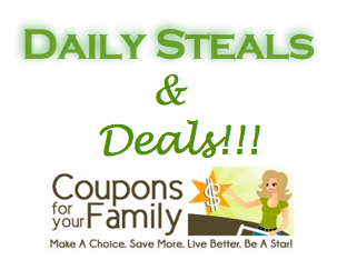 Steals and deals nc paper