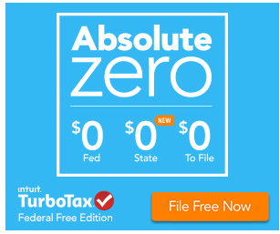 Did You Receive Your W2 ?  Let Turbo Tax file your 1040EZ form FREE!!