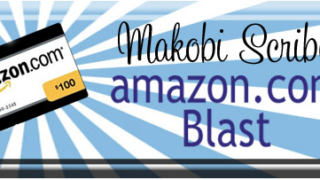 Amazon Twitter Giveaway April 8