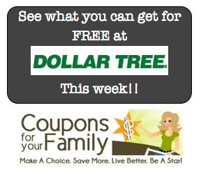 Dollar Tree Shop for Free Deals