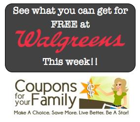 Walgreens Shop For Free Deals