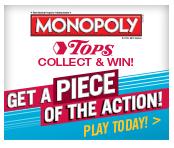 Rare Tops Monopoly Game Pieces