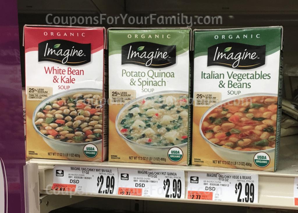 imagine soup