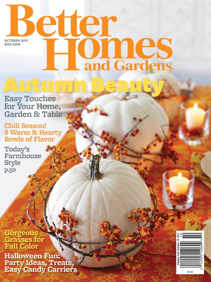 Freebies Offer: FREE Better Homes And Gardens Magazine Subscription