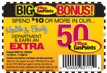 Hot Tops Coupon Deals in Health and Beauty nov 19